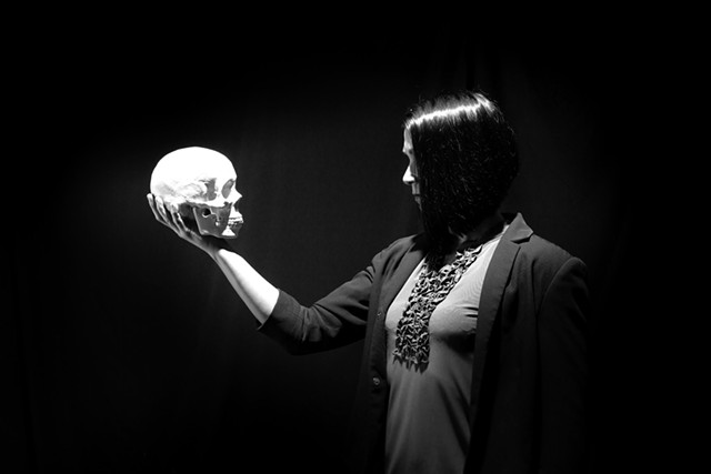 Publicity image for Shakespeare's Sister - COURTESY OF DOK WRIGHT/MODEL CHRYSTAL HUTCHINS