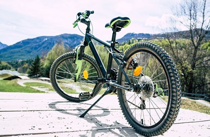 Stowe's Ranch Camp Combines Bikes, Beer and Burritos