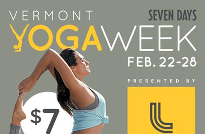 Vermont Yoga Week 2016