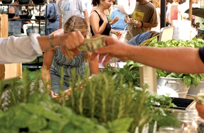 What Works, and Doesn't, About Farmers Markets?