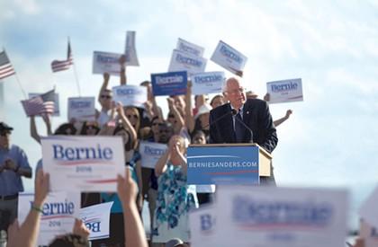 After Bern: How Bernie Sanders Stunned the Establishment