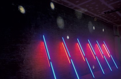 A Vacant Storefront Art Installation Illuminates Winooski