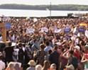 Bernie Sanders' Campaign Kickoff [SIV401]