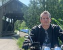 Stuck in Vermont: Mike Santosusso Motorcycles to 100 Covered Bridges in a Year