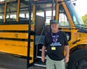Stuck in Vermont: South Burlington Bus Driver Steve Rexford Is Part of the Team