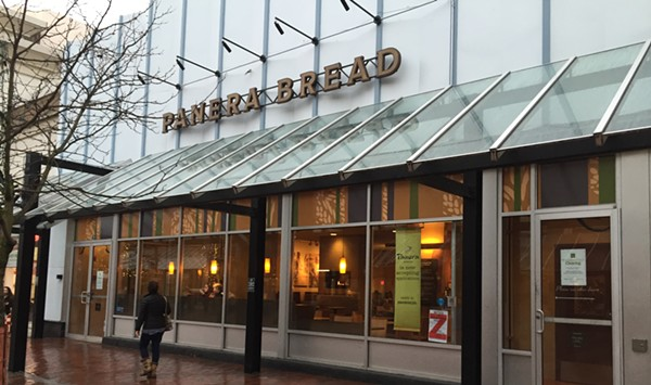 Panera Bread Closing on Church Street