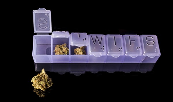 The Cannabis Catch-Up: Cannabis-Themed Things Are All the Rage