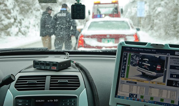 Many Police Agencies in Vermont Stop Using License Plate Readers