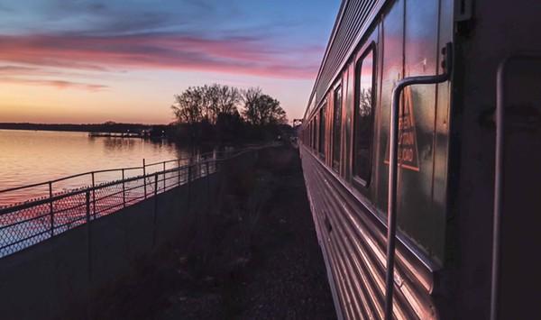 Champlain Valley Dinner Train [SIV532]