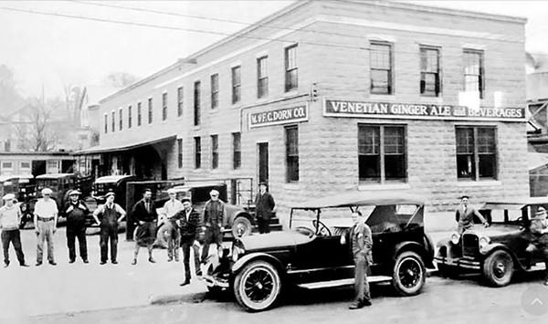 Burlington Drink Entrepreneurs Move, Aptly, Into the Soda Plant