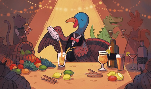 Local Cocktail Experts Offer Recipes for Thanksgiving Spirits