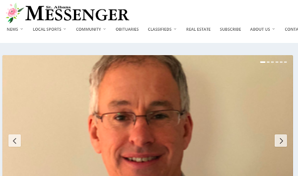 Media Note: Lynns Sell the <i>St. Albans Messenger</i>