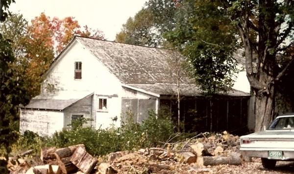 Historic Ruth Stone House Burglarized