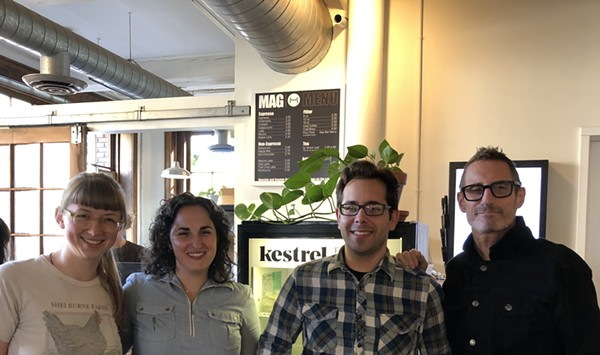 Maglianero Café to Become Kestrel Coffee Roasters Café