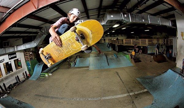 Vermont's Skateboarding Community Rallies to Resurrect Talent Skatepark as a Nonprofit