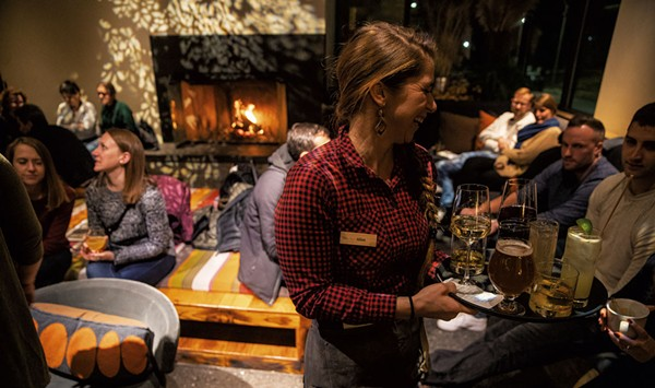 Seven Places in Vermont to Eat and Drink by a Fireplace
