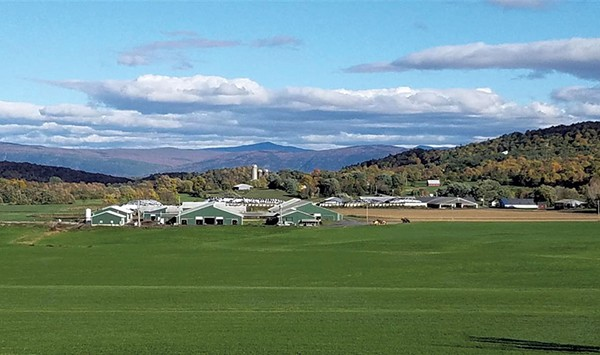 Big Ag Sale: Is There a Market for a $23 Million Vermont Dairy Farm?