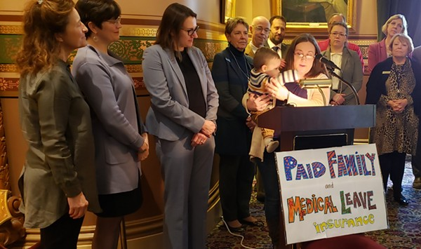 Legislature Passes Paid Family Leave, but Scott Veto Likely