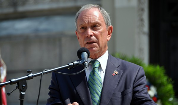 Bloomberg to Hold Campaign Event in Burlington on Monday