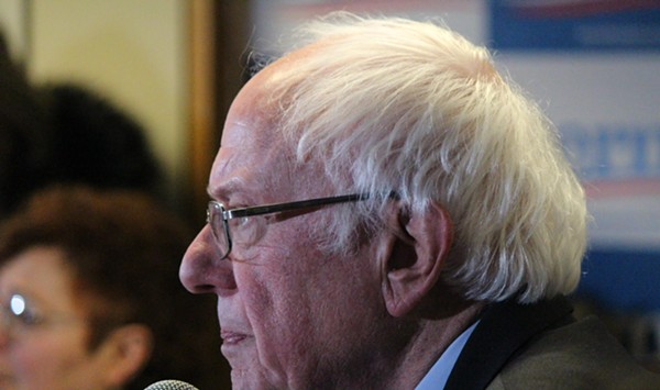 Sanders Condemns Reported Russian Support for His Campaign