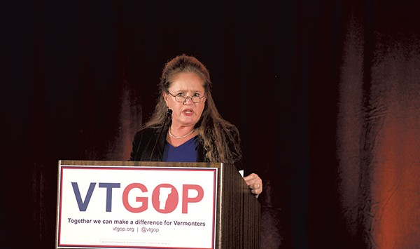 Vermont's GOP Closes Ranks Behind Pro-Trump Chair Deb Billado