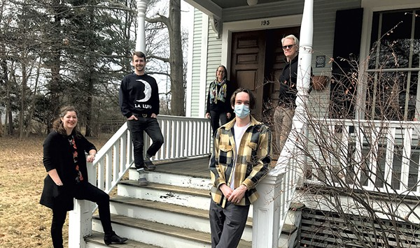 Back in the Nest: Young Adults Return Home to Vermont Amid Pandemic