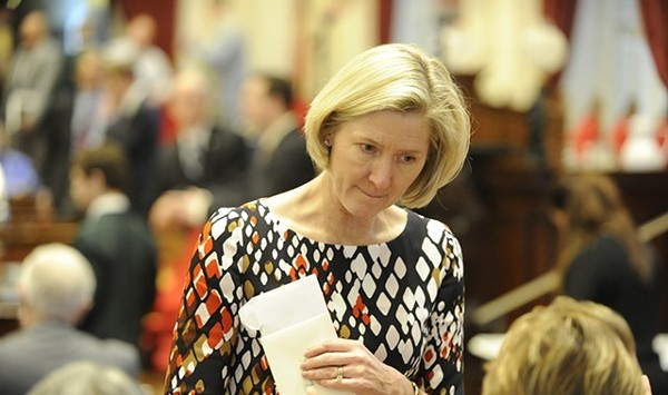 House Appropriations Chair Kitty Toll Won't Seek Reelection