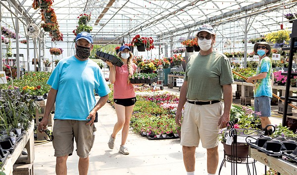 Bottom Line: Paquette Full of Posies Is Blooming
