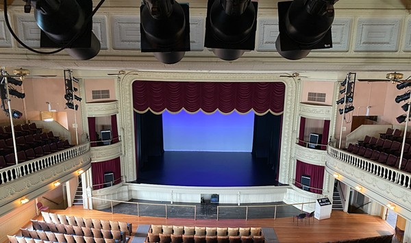 Barre Opera House to Remain Closed Through 2020 Due to Pandemic