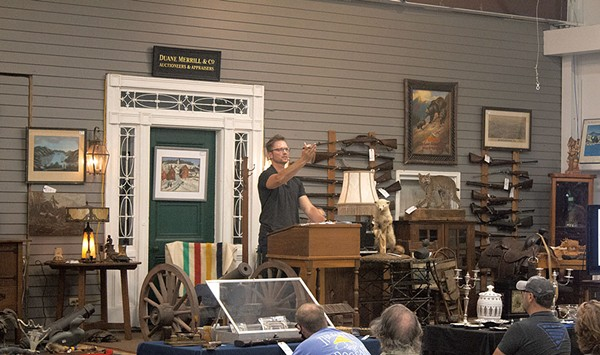 Vermont Auctioneer Takes Heat for Sale of Nazi Artifacts