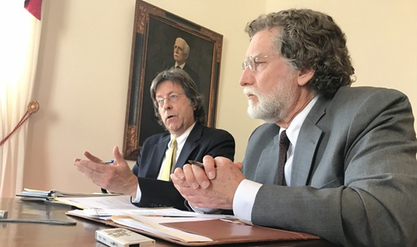 'Phenomenal Uncertainty' Clouds Vermont's Fiscal Outlook, State Economists Say