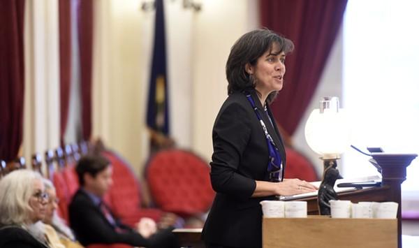 Vermont House Votes to Override Scott's Veto of Climate Bill