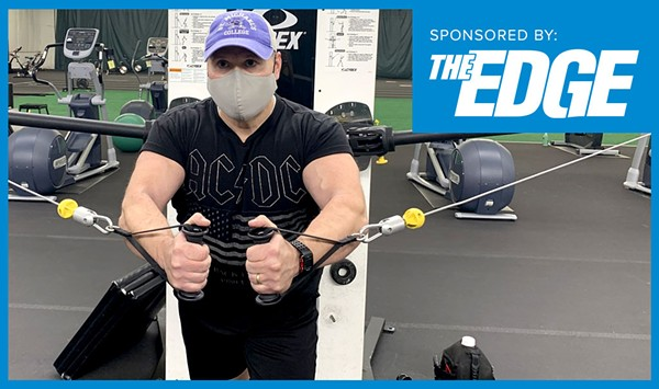 Video: The EDGE Sports & Fitness is Re-opened, Re-imagined and Re-dedicated