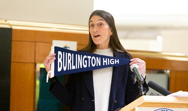 Burlington High School Opens Downtown Campus in Former Macy's