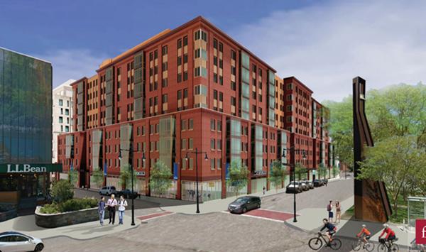 Dispute Over Parking Could Delay CityPlace Burlington Construction