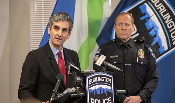 Weinberger to Restart Search for Burlington's Next Police Chief