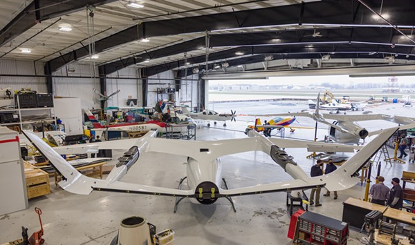 Ready for Takeoff: Beta Plans to Manufacture Its Electric Planes at BTV