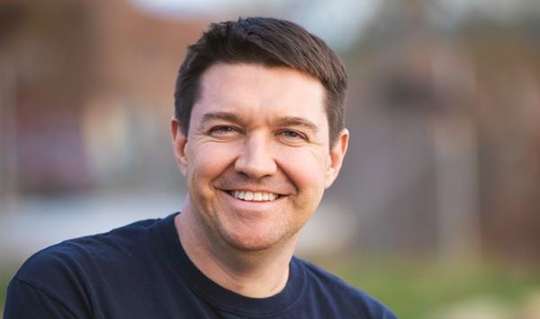 With Dems' Support, Burlington Council Candidate Owen Milne Makes His Case