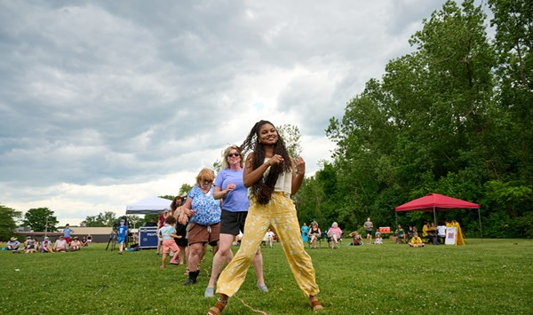 With Song, Food and Fellowship, Burlington Celebrates Juneteenth