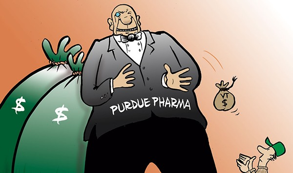 Purdue Pharma's Proposed Settlement Would Net Vermont a Paltry Sum