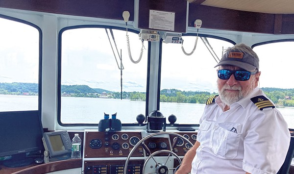 The 'Northern Star' Relaunches to Offer Cruises and Education on Lake Memphremagog