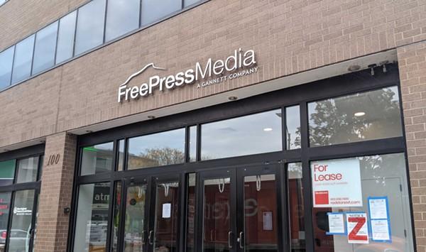 Media Note: The <i>Burlington Free Press</i> Moves to Williston