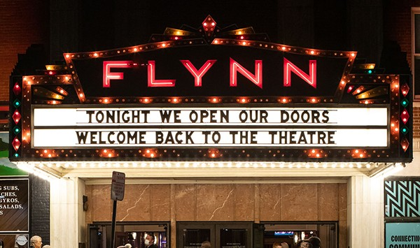 Flynn's Grand Reopening Celebration Starts the 2021-22 Season With Heart