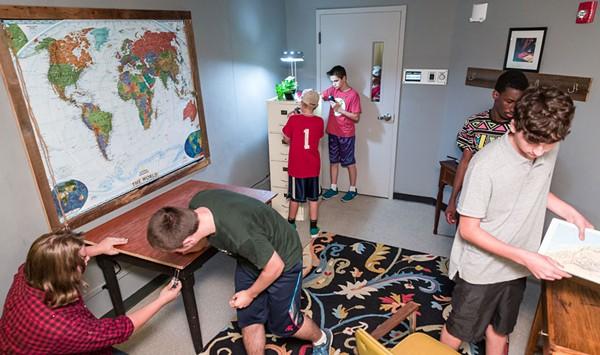 Burlington Vt Escape Room