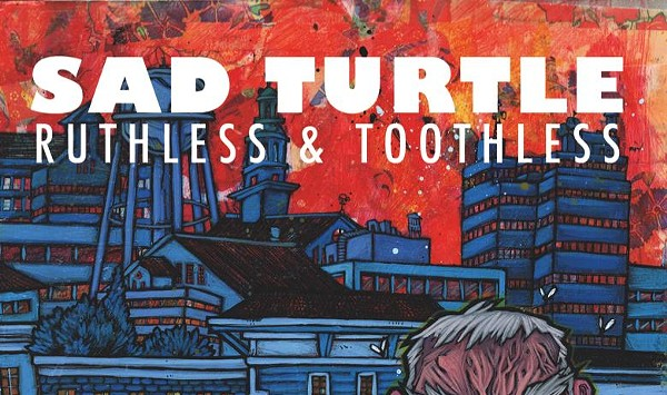 Sad Turtle Release New Album at Foam Brewers