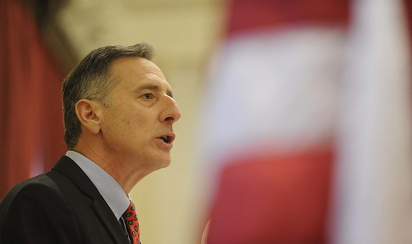 Shumlin to Head to Harvard as Visiting Fellow