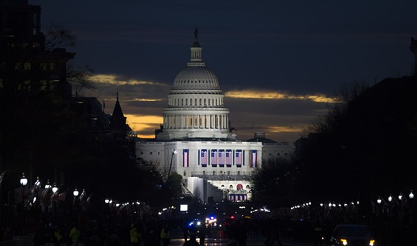 Party Time: Vermont Republicans Take D.C. for Inauguration
