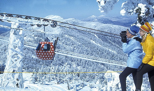 Lucky Bums: How a Generation of Skiers Shaped Vermont