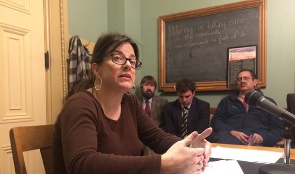 Vermont Senate Unanimously Passes Media Shield Bill