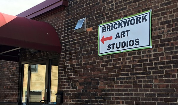 Burlington's Brickwork Art Studios to Be Closed